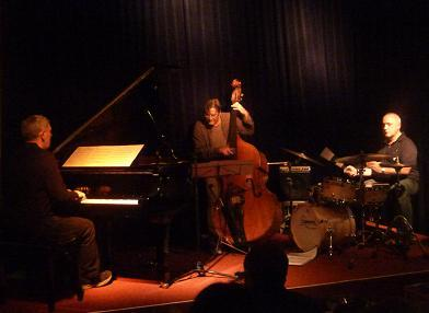 Ari Erev Jazz Group Performing in Switzerland